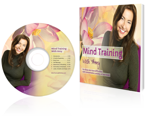 Mind Training with Amy - Guided Meditation CD